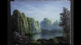 Paint with Kevin Hill - Weeping Willows