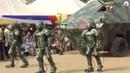 Hi-tech ghana military forces藍