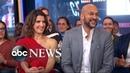 Keegan-Michael Key and Cobie Smulders talk season 2 of 'Friends from College'
