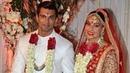 Bipasha Basu Karan Singh Grover's WEDDING   INSIDE Pictures