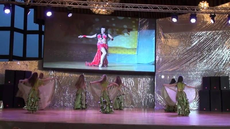 Победители Кубка Европы IDF ШВТ 'Мир Танца' г Севастополь рук.Екатерина Халезина