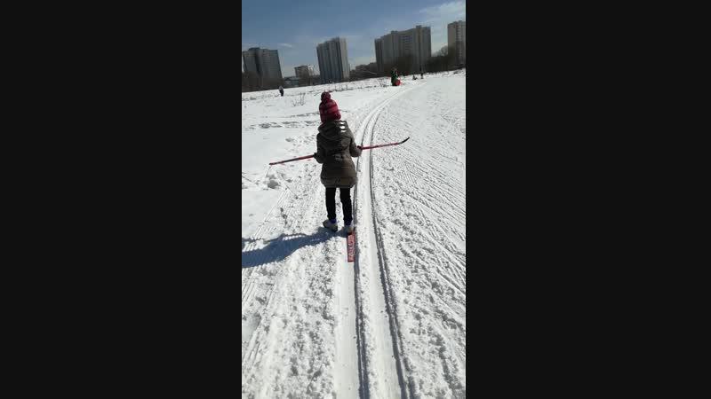 Лыжные гонки. Обучение. Первые шаги. fourmarathons зима outdoor тренировкинасвежемвоздухе trening fitness skiing coach