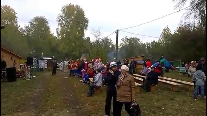 Фестиваль варенья в Тростянке.Бузулукский район