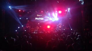 Pro Pain - Make War Not Love Tuzla kaleidoskop 19/7/2018.
