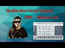 Skrillex Scary Monsters and Nice Sprites Bass Growl Tutorial - FM8 Ableton Live 9