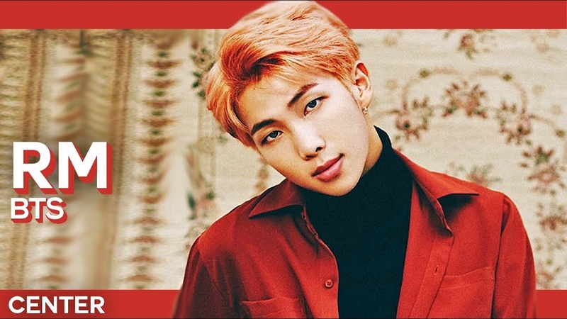 BTS RM - Center Evolution (Distribution)
