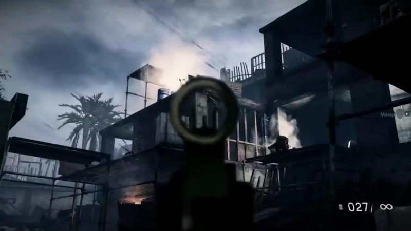 Medal of Honor Warfighter игрофильм