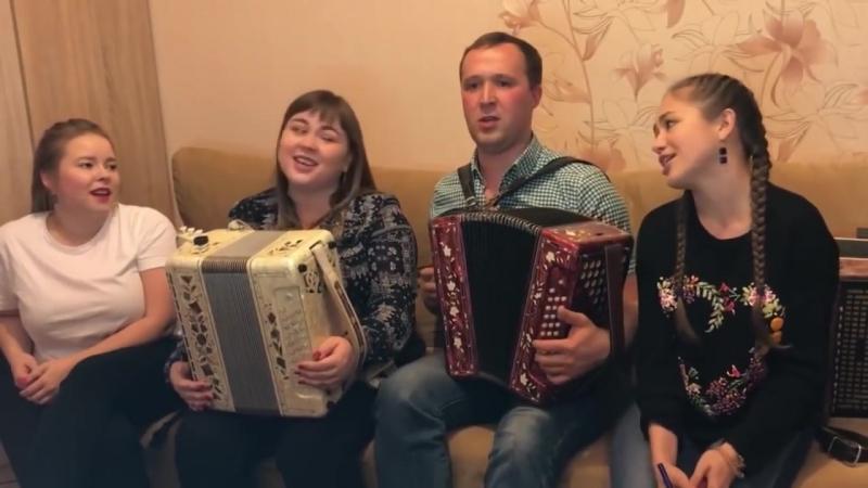 Иван Разумов и трио Цветень Деревня моя