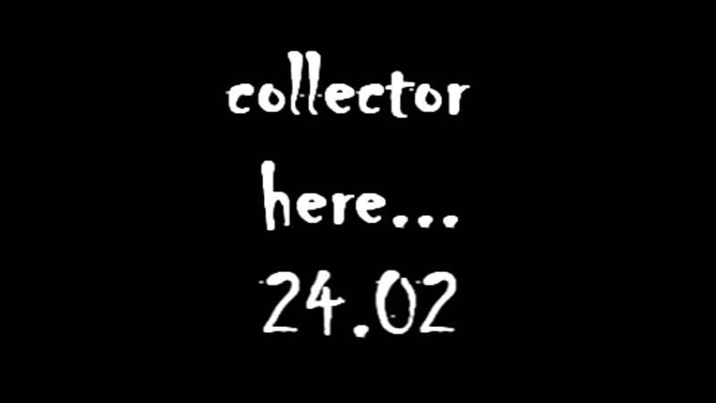Промо видео к новому треку.. Collector..