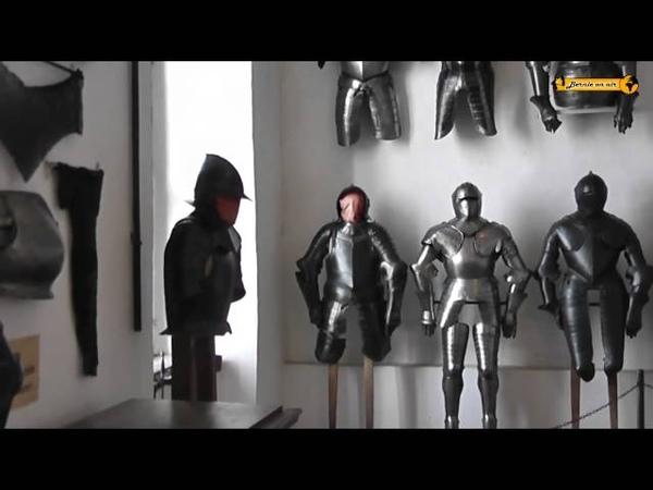 Burg Meersburg - Historische Gebäude, Burgen und Schlösser - Folge 1