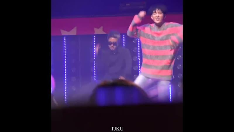 이준기 걸그룹 댄스 TEST_ 20161203 [LEE JOONGI ASIA TOUR THANK-YOU in SEOUL] 2