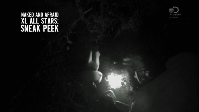 Голые и напуганные XL 4 сезон 1 серия. Звёзды в смертельной зоне / Naked and Afraid XL (2018)