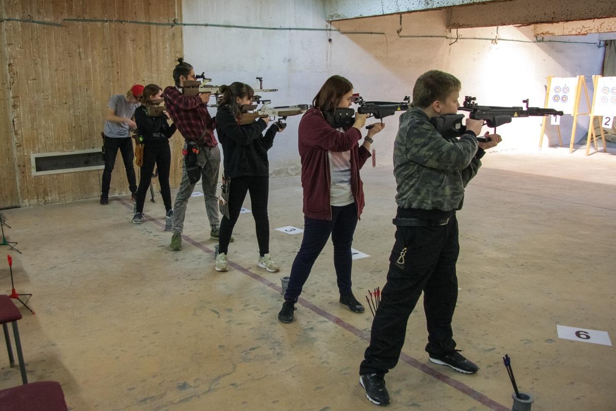 Коломенские спортсмены выиграли XV открытые Московские городские соревнования по стрельбе из арбалета