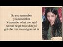 (G)I-DLE (여자 아이들) - HANN (Alone (한)) Easy Lyrics