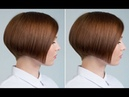 How to Classic graduated bob haircut tutorial step by step - American Salon