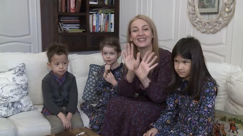 Выборжанка Яна Берендеева удостоена почетного знака Слава матери