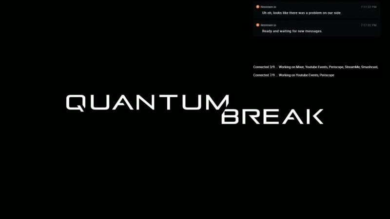 Let's Play Quantum Break! 5