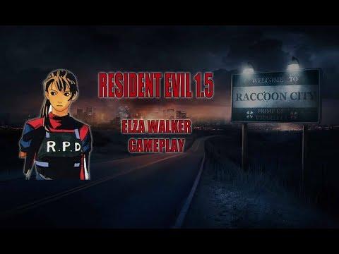 [V GAMING] RESIDENT EVIL 1.5 - Elza Walker HD Texture