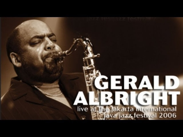 Gerald Albright G And Lee Live at Java Jazz Festival 2006