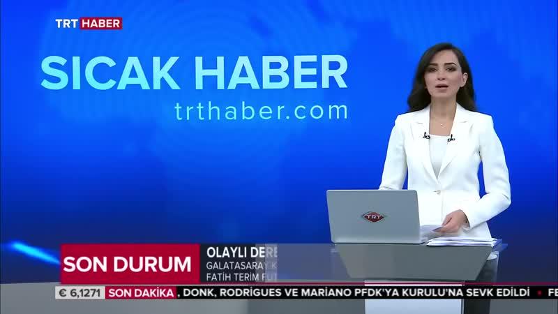 Cumhurbaşkanı Erdoğan, Abdullah Tivniklinin Cenaze Törenine Katıldı 6.11.2018