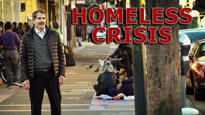 Stossel: Bad Laws Worsen the Homeless Crisis