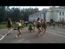 Танец от племени Тумба юмба на день индейца