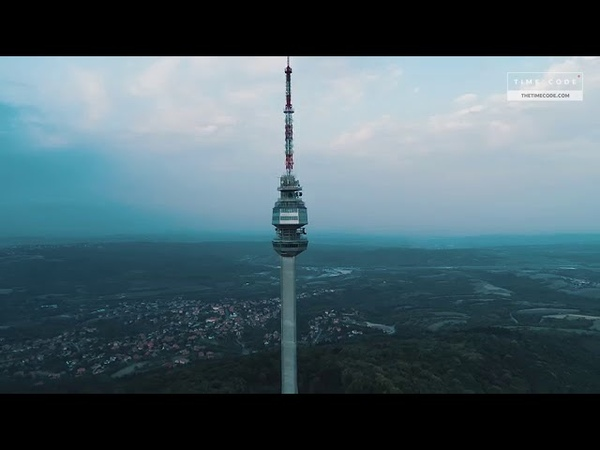 Space Motion at Avala Tower by TIME CODE
