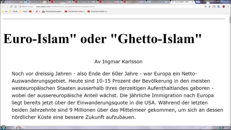 Deutschland wurde der Krieg erklärt