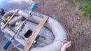 Рыбалка с Ночёвкой на берегу озера.Не за рыбой а на рыбалку.Отдых красотища!
