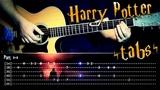 Harry Potter OST (theme song guitar tutorial ) + TABS Navigator Studio