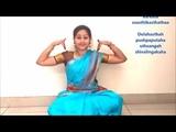 SAMYUKTHA HASTHA With Slokam - Double hand gestures