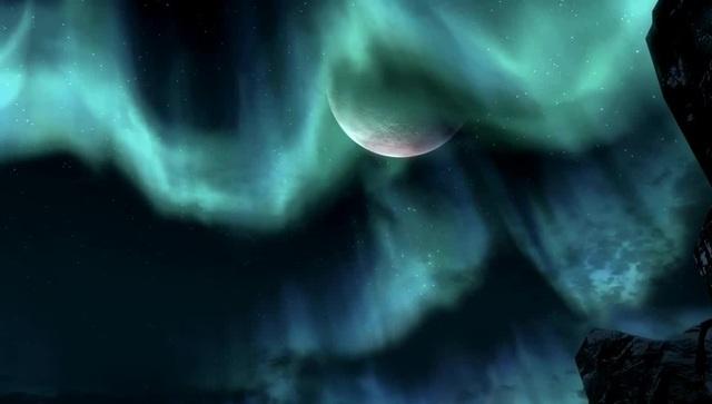 Dust moon