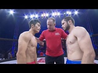 Шамиль Джахбаров vs. Жэнг Ксяоланг / Shamil Dzhakhbarov vs. Zheng Xiaoliang