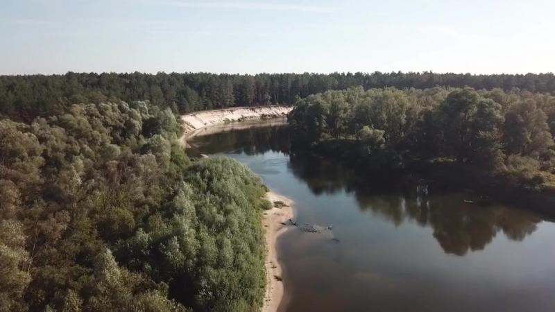 Река Десна Банзонка Трубчевский р он