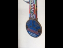 Эксклюзивные медали для награждения победителей и призеров Кубка мира WPA/AWPA/WAA-2018 (26-28 октября 2018, Москва)
