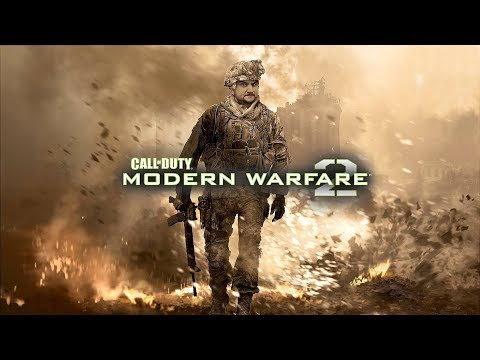 18 Шон играет КООП в Call of Duty Modern Warfare 2 PC 2009