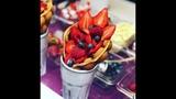 THE BEST TOKYO BUBBLE WAFFLE - NUTELLA - STRAWBERRY - OREO - BLUEBERRY - LONDON STREET FOOD