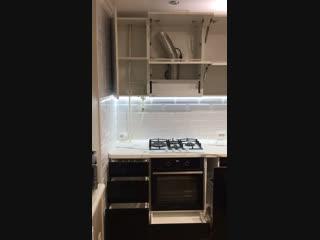 BREMBOSS.установка кухни