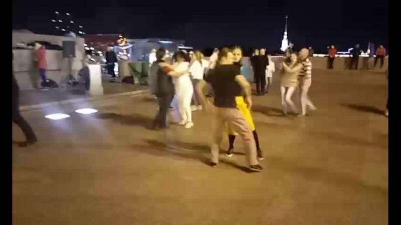 Open Air 12.09.2018 🔊DJ Goodvin🔊🎛️(Красноярск) ❇️salsa🎵❇️bachata🎵 Байкерская Площадка