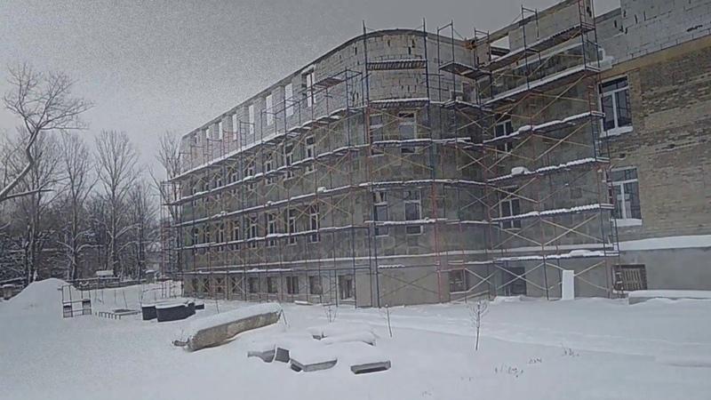 Красота Зимы в Красногоровке! (06.01.19)
