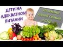 Дети и адекватное питание 2019. Замалеева Г.А.