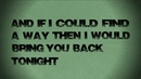 Starset Let it Die Acoustic Lyrics