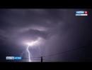 Ночной ураган в Барнауле повалил деревья билборды оборвал провода ЛЭП