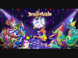 Happy New Year from DragonVale!