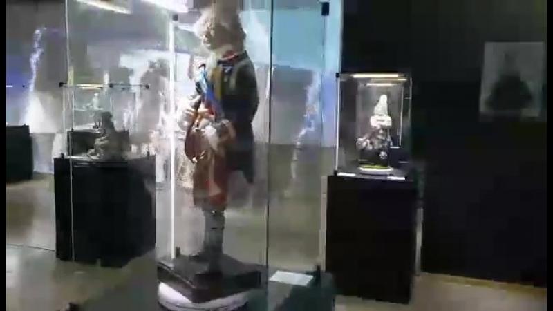 Высокотехнологичная Кукольная выставка в Анапе