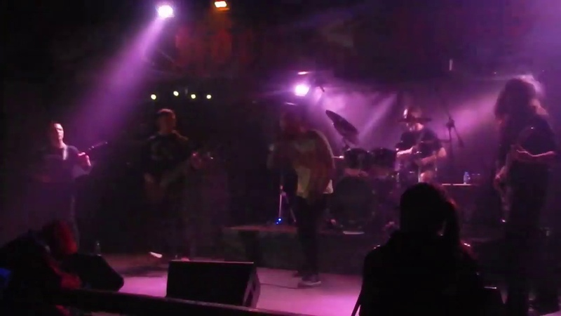 TOBACCO SMOKE ENEMA. Live in Moscow, Russia. Rock House club. 04 May 2019.