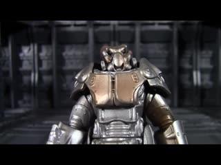 Fallout 4 Mega Merge Glyos Figures (Random Review 3.0)
