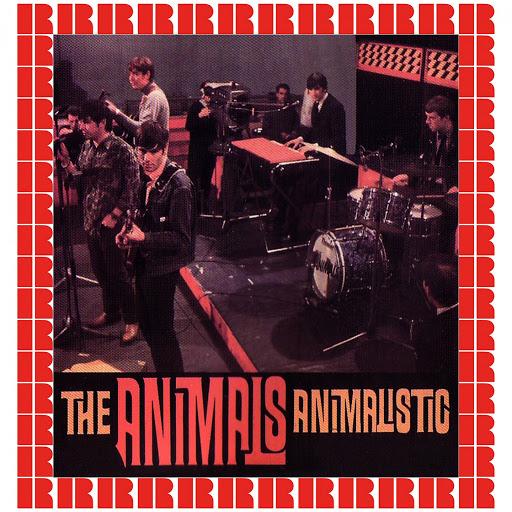 Animals альбом Animalistic BBC 1965-68 (Hd Remastered Edition)