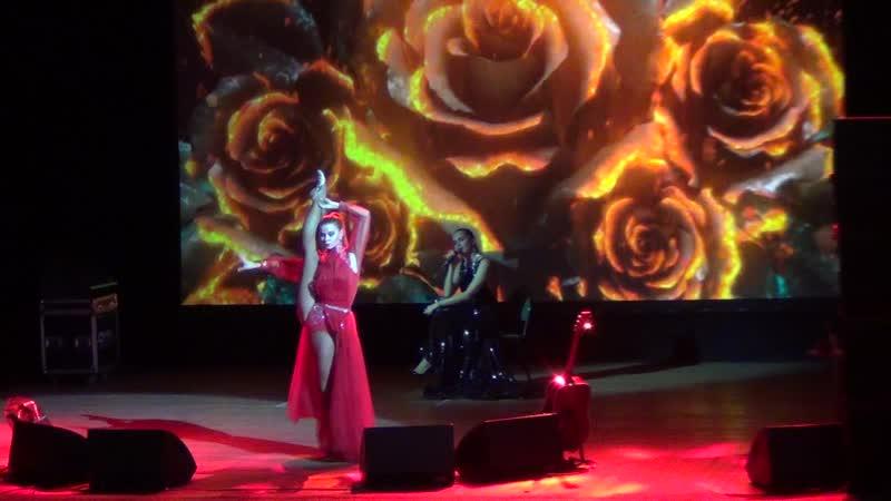 00012 9 декабря 2018 СЛАВА с Концертной программой Откровенно в Королеве на сцене ЦДК им.М.И. Калинина