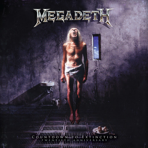 Megadeth альбом Countdown To Extinction (Deluxe)